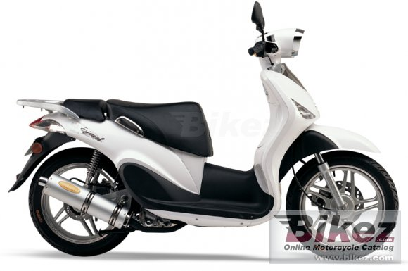 CF Moto CF Moto 150 E-Jewel AutoMatic / CF150T - Moto