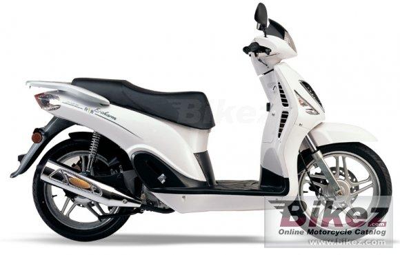 2007 CF Moto 150 E-Charm AutoMatic - CF150T-5A