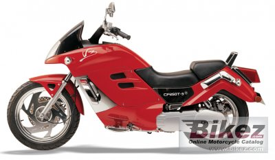 2007 CF Moto V3 Sport - CF250T-3 specifications and pictures