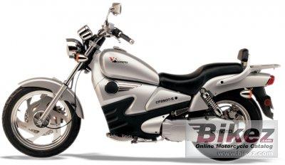 2007 CF Moto V5 Sport Cruiser - CF250T-5