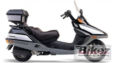 2009 CF Moto 250 Freedom Scooter