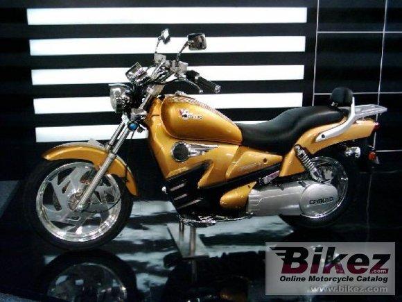 2009 CF Moto V5 Sport Cruiser