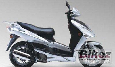 2010 CF Moto Glory 150