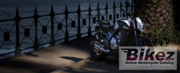 2012 CF Moto 650NK