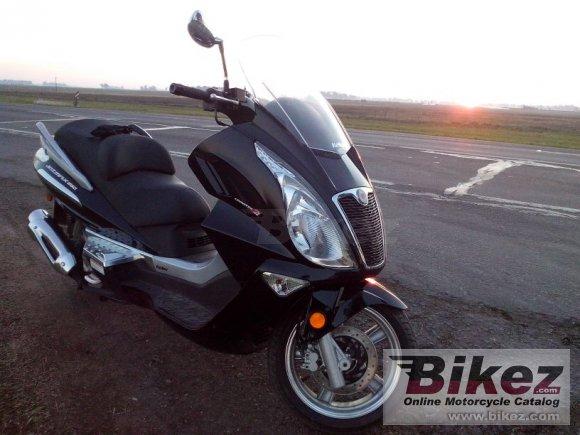 2012 CF Moto Jet Max 250