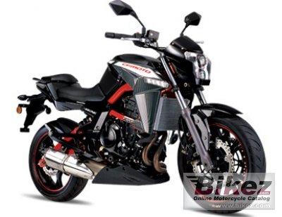 2013 CF Moto 650NK