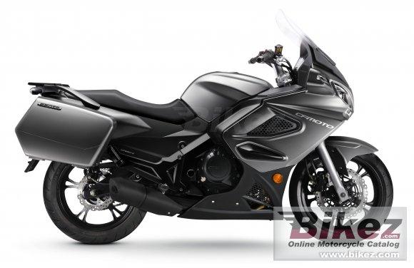 2014 CF Moto 650TK