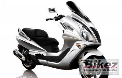 2014 CF Moto Jetmax 250
