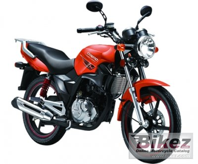 2014 Cf Moto Leader 150 Specifications And Pictures