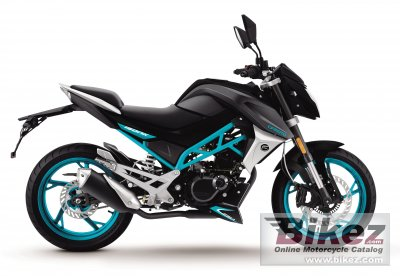 2015 Cf Moto 150nk Specifications And Pictures