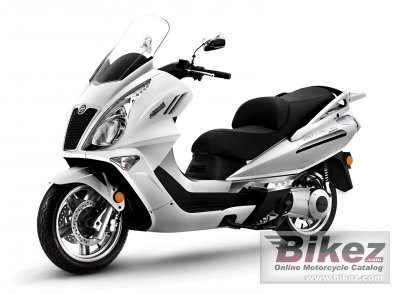 2015 CF Moto Jetmax 250 specifications and pictures