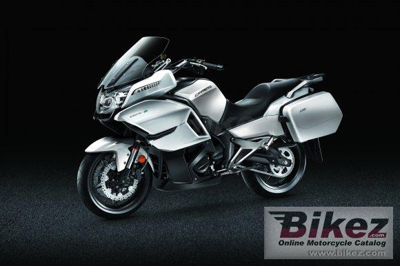 2016 CF Moto 650TR-G