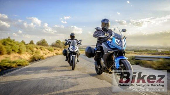 2017 CF Moto 650MT