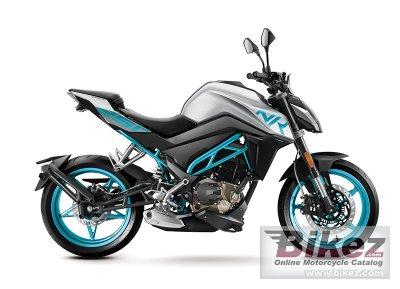 2020 CF Moto 250NK
