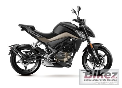 2020 CF Moto 300NK
