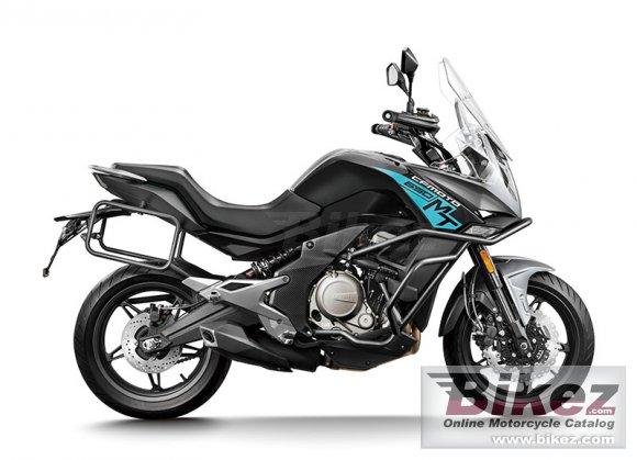 2020 CF Moto 650MT ABS