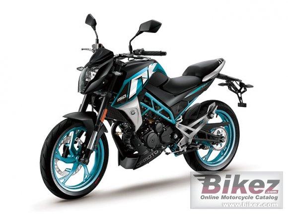 2020 CF Moto 150NK
