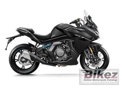 2020 CF Moto 650GT ABS