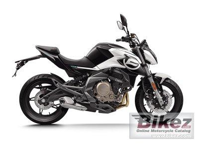 2020 CF Moto 650NK