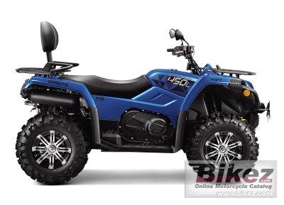 2020 CF Moto CForce 450