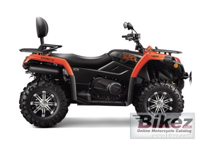 2020 CF Moto CForce 520