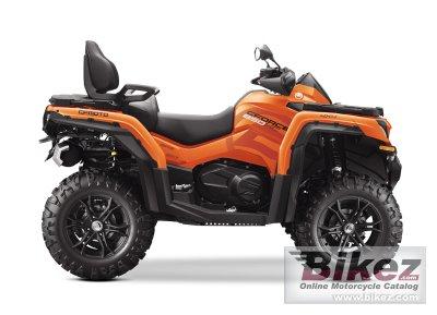 2020 CF Moto CForce 850
