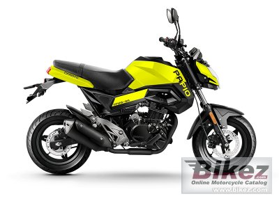 2020 CF Moto ST Papio