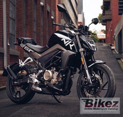 2021 CF Moto 250NK