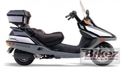 CF Moto Freedom Scooter