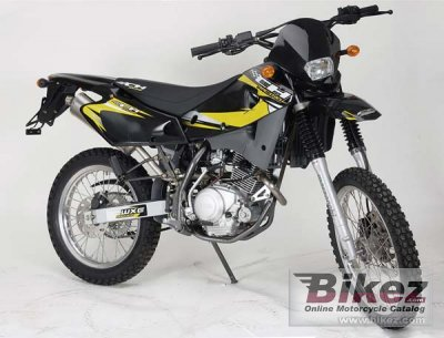 2008 CH Racing WXE 125 Sparta photo