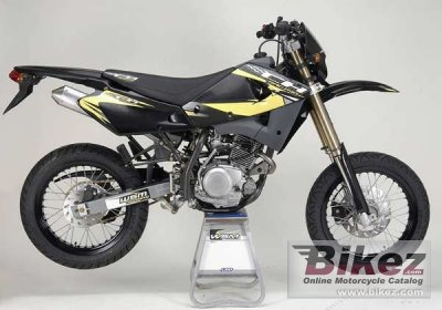2008 CH Racing WSM 125 eu 2 specifications and pictures