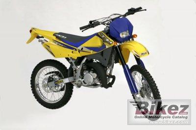 2008 CH Racing WXE 50 Racing