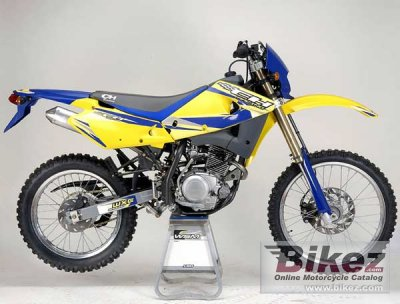 2010 CH Racing WXE 125 eu 2 photo