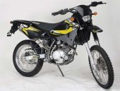 2010 CH Racing WXE 125 Sparta