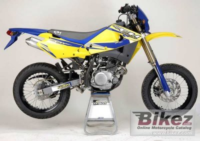 2010 CH Racing WSM 125 eu 2 specifications and pictures