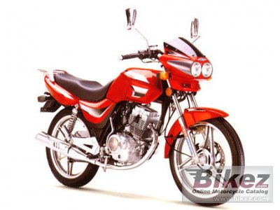 2007 Chang-Jiang BD 125-E photo