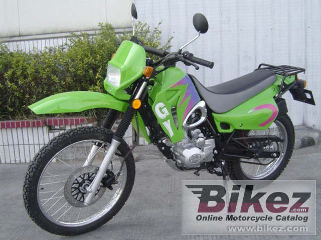 Big Chang-Jiang gy 150 picture and wallpaper from Bikez.com