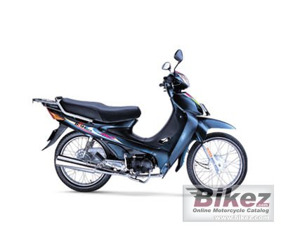 2007 Chang-Jiang BD 110