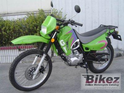 2007 Chang-Jiang GY 125
