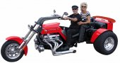 2010 Cheetah Trike Chopper