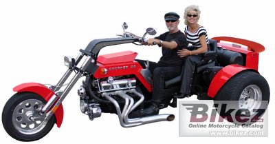 2010 Cheetah Trike Chopper photo