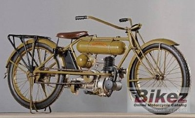 1916 Cleveland Lighweight engine no.286