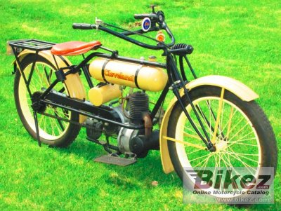 1919 Cleveland HP