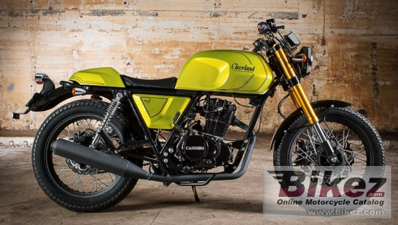 2021 Cleveland Ace 250