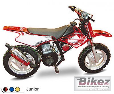 2008 Clipic Bull 50 Junior