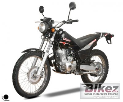 2008 Clipic Tronic 125