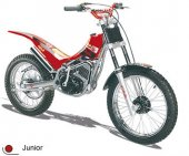 2009 Clipic CJ50 HIT3 Replica Junior