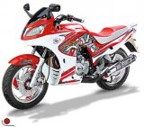 2009 Clipic Samurai 125cc