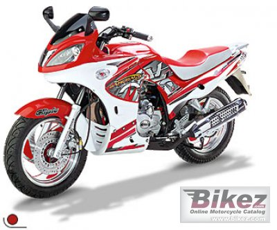 2009 Clipic Samurai 125cc photo