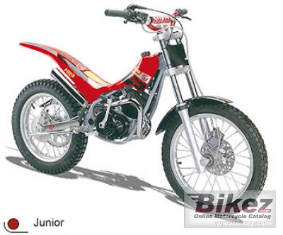 2009 Clipic CJ50 HIT3 Competicio Junior